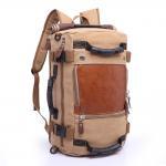 China Stylish Travel Large Capacity Backpack Male Messenger Shoulder Bag Computer Backpack Men Multifunctional Versatile Bag wholesale