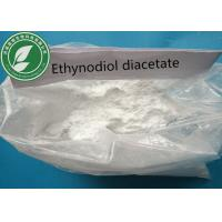 China 99% Estrogen Steroid Powder Ethynodiol Diacetate For Female CAS 297-76-7 wholesale