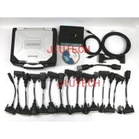 Universial Heavy Duty Truck Diagnostic Scanner  Test Full Set with CF30 laptop tool Manufactures