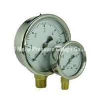 China Liquid Filled Pressure Gauge with Stainless Steel Case (MY-LFN-005) wholesale