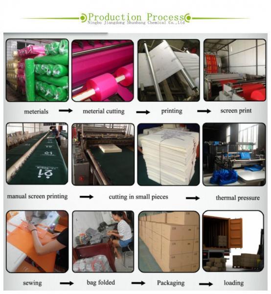 customized eco friendly calico canvas cotton tote bag