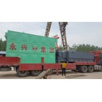 China Automatic Thermal Oil Boiler System Heating Meets Precise Process Temperature Cycle Heating on sale
