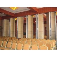 China Multifunctional Room Sound Proofing Folding Partition Walls for Conferance Room wholesale