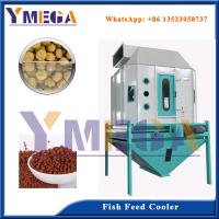 China Good Performance Full Stainless Steel Fish Food Cooling Machine From China wholesale
