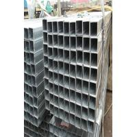 China ASTM A500 Pre Galvanized Square And Rectangular Steel Pipe For Machine Tool Equipment wholesale