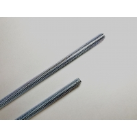 China All Threaded Rod 3/8-16*1000Zinc Plated Carbon Steel 2M ASME GR2 wholesale