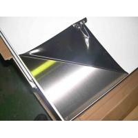 China stainless steel sheets 201 N4 brushed +PE /PVC coating wholesale