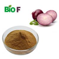 China Water Solube Vegetable Extract Powder Dried Onion Powder With Quercetin wholesale
