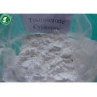 China Injectable Testosterone Cypionate Steroid , Bodybuilding Test Cyp Powder 58-20-8 wholesale