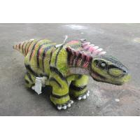 China Super Cute Flexible Dinosaur Toy Car 12V Battery Driven For Shopping Mall on sale