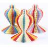 China Magic vase hat Visor paper hat New thicker cowboy hat Folding travel cap wholesale