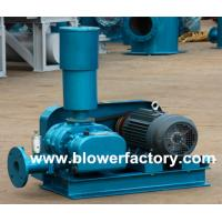 China Oxygen supply fish pond use roots blower wholesale