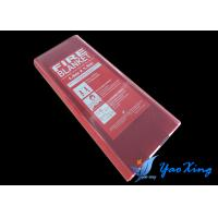 China 0.4mm Fiberglass  Grease Fire Blanket Soft Conform To EN1869:1997 wholesale