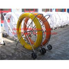 China frp duct rod  Fiberglass rod  Fiberglass rod HDPE duct rod wholesale