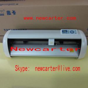 China Creation CT630 Cutting Plotter W Stepper Motor 24 Inch Vinyl Cutter 630 Vinyl Sign Cutter wholesale