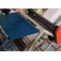 China Four Lines Plastic Poly Bag Making Machine , Plastic Shopping Bag Making Machine 550-1000 Mm wholesale