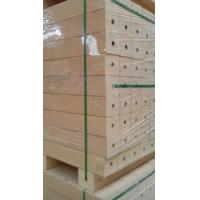 China Compressed Wood Blocks laminated strand lumber 80 x 80 mm Chipblock wholesale