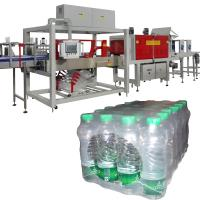 Buy cheap Automatic Shrink Packing Machine for Bottle Water/mineral water/beverage with CE from wholesalers