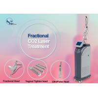 China RF Co2 Fractional Laser Machine Vaginal Tightening Beauty Equipment wholesale