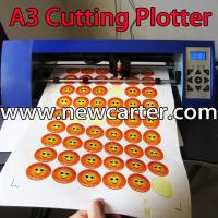 China A3 Cutting Plotter With ARMS Mini Vinyl Cutter 330 Contour Cutting Plotter Craft Cutter wholesale
