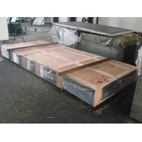 Buy cheap Hot Press Platen for composite materials forming process from wholesalers