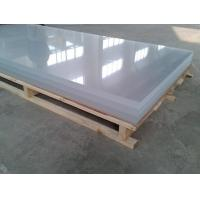 China Extruded PMMA Acrylic Sheet For Outdoor Signage , Opaque Acrylic Sheets wholesale