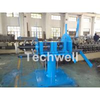 China Accessories Of Cold Roll Forming Machine , Manual Double Head Hydraulic Uncoiler Machine wholesale