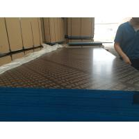 China Two Hotpressing And One Sanding Brown Film Faced Plywood  With Customization Logo wholesale