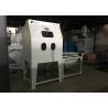 China Large Volume Vapor Blasting Cabinet, Single Phase Wet Abrasive Blasting Equipment wholesale