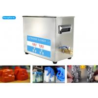 China Digital Control Ultrasonic Cleaning Machine With 600W Heat Power 22 Liter wholesale