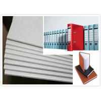 China Roll and Sheets Grey Board / Grey Chipboard for Book Cover / Arch file wholesale