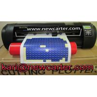 China Printed Adhesive Label Cutting 720 Cutting Plotter With AAS Automatic Contour Vinyl Cutter wholesale