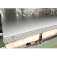 China 201 304 Cold Rolled Stainless Steel Plate Mirror Polished For Medical Equipment wholesale
