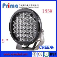 Quality Prima 9inch 96W 111W 160W 185W Led Work Light, led driving light, led jeep for sale