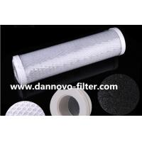 China CTO Coconut Shell Activated Carbon Water Filter Cartridge For Filtration System wholesale