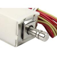 Buy cheap Solenoid Electric Cabinet Lock ABS Housing 12V /24V Option With Access Control from wholesalers