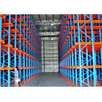 China Professional High Quality Drive in Drive thru Warehouse Racking System wholesale