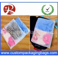 China Convenient To Carry Small Ziplock Plastic Bags For Underwear Packing wholesale