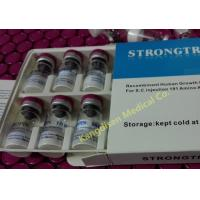 China Recombinant Human Growth Hormone Tren Anabolic Steroid Hgh Injection on sale