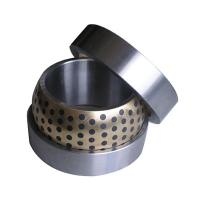 China High quality self-lubricating Spherical plain bearing with bronze inner wholesale