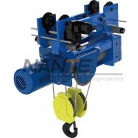 China High Effciency Steel Electric Wire Rope Hoist 2 Ton For 6-30M Lifting Height wholesale
