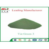 Buy cheap OEM Indigo Vat Dye C I Vat Green 3 Olive Green B Vat Dyes And Pigments Journal from wholesalers