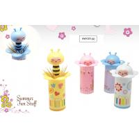 China TOOTHPICKS DISPENSER - BEE DESIGN - 4 DIFFERENT COLORS wholesale