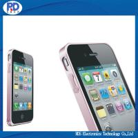 China Aluminum Metal Bumper Frame For iPhone 4s, For iPhone 4 Bumper Case wholesale