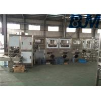 China 20 Liter / 5 Gallon Water Bottle Filling Machine , Mineral Water Jar Filling Machine wholesale