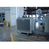 China S11 Power Oil Immersed Power Transformer 3 Phase Core Type Transformer wholesale