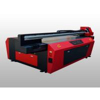 China 2500mm X 1200mm Digital Leather Printer Epson DX5 Head For Industrial Plants wholesale