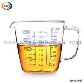 China Borosilicate glass beakers with handle wholesale