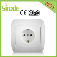 China 250V USB Wall Socket, USB Power Outlet, Easy Install Wall Socket Outlet wholesale