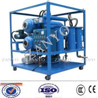 China ZYD-I Double-Stage Vacuum Transformer Oil Purifier wholesale